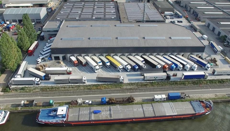 Empresas de logística en Barcelona